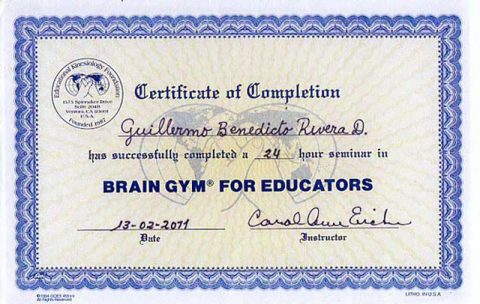 Brain Gym for Educators